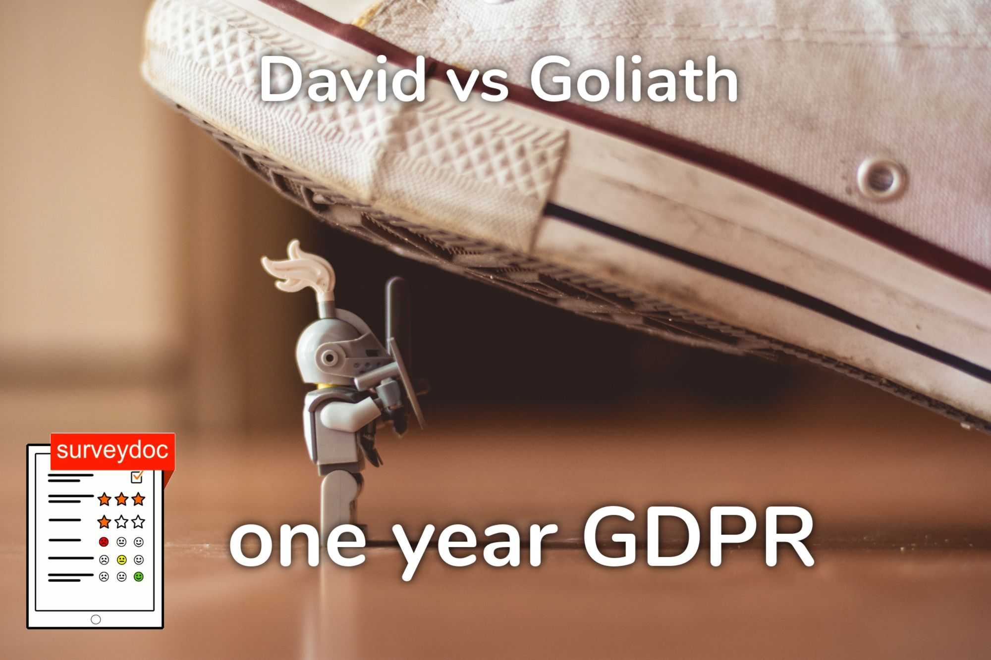 online survey tool surveydoc wins customer because of GDPR