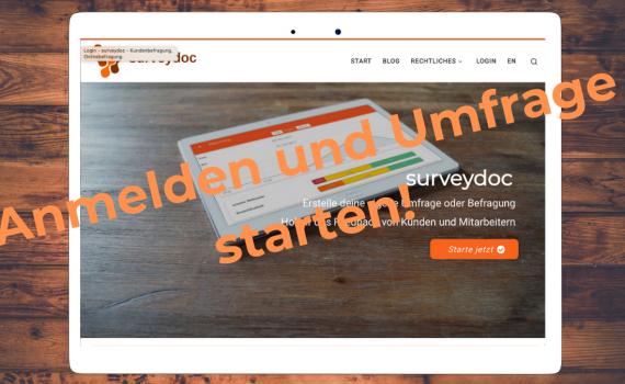 surveydoc das Online Umfragetool